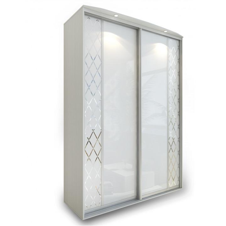 2-х дверный шкаф №2