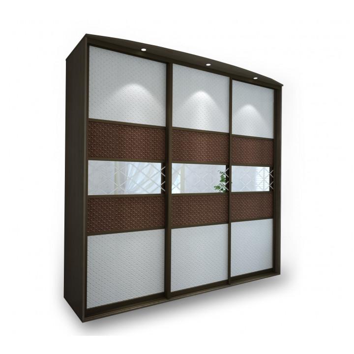 3-х дверный шкаф №6
