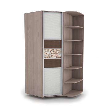 Шкаф угловой с распашной дверью №20