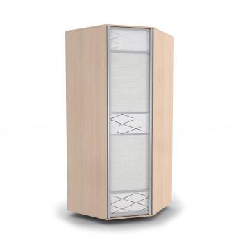 Шкаф угловой с распашной дверью №3