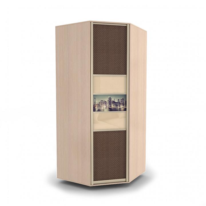 Шкаф угловой с распашной дверью №7
